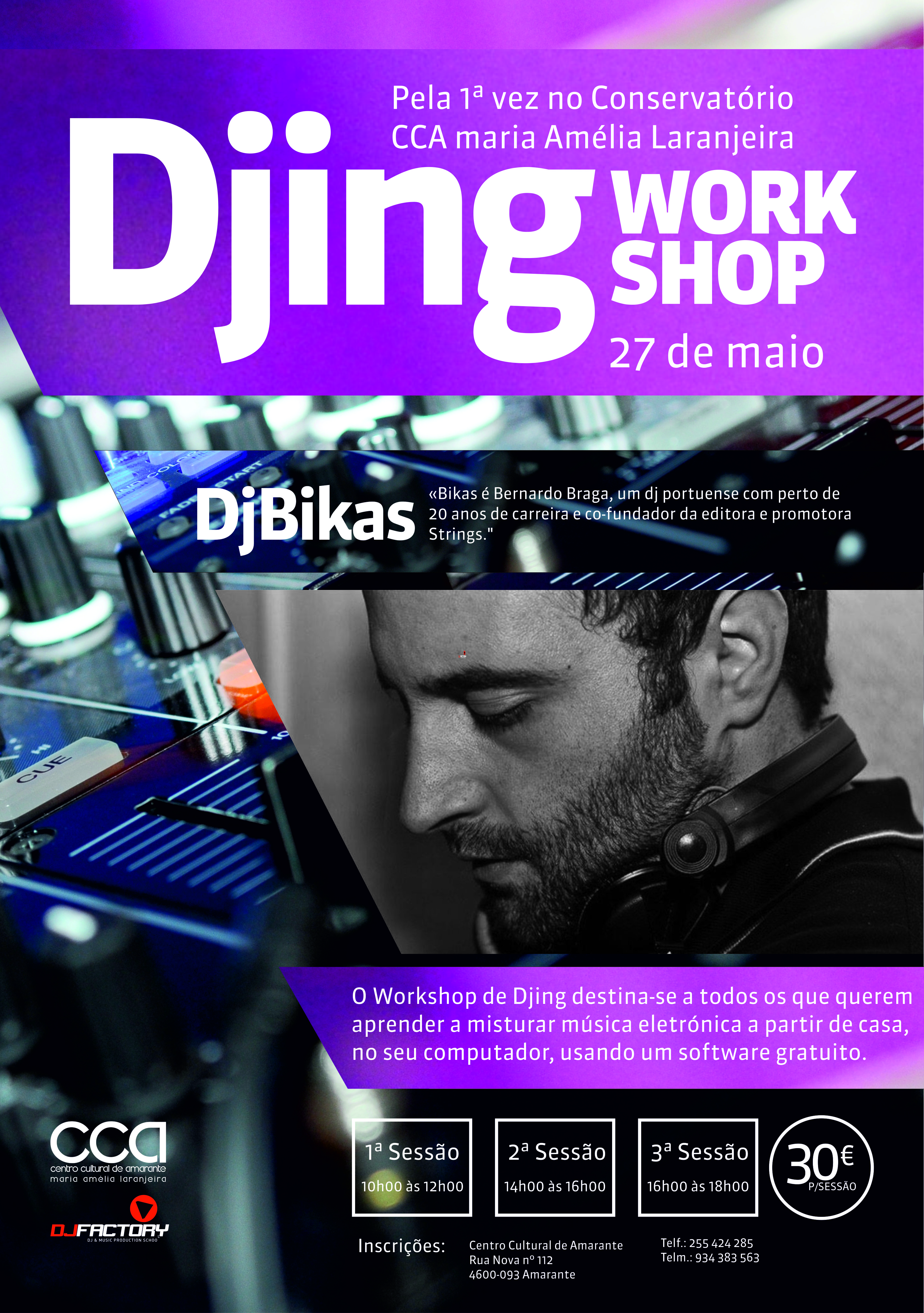workshop-djing